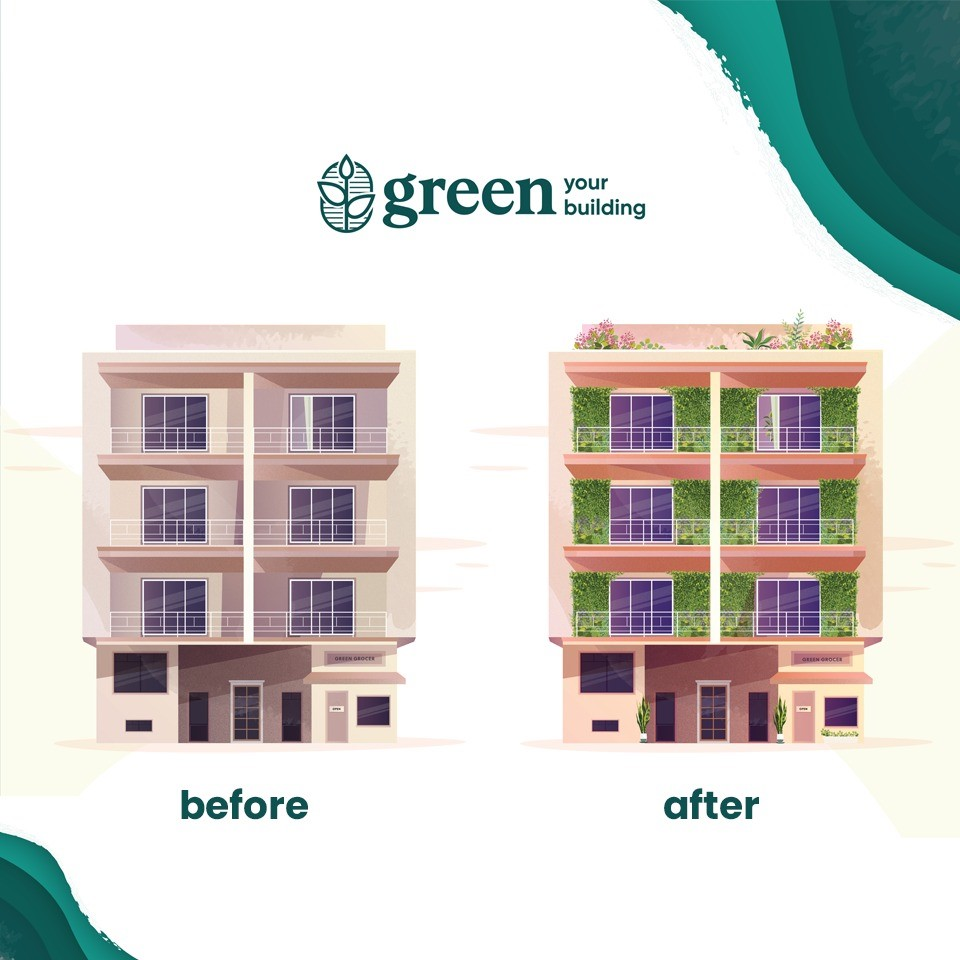 'Green Your Building' scheme extended upon residents' request